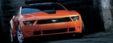 Mustang Giugiaro concept, recordado al pony car con alma europea