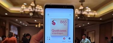 Probamos el Snapdragon 865: así de potente será el nuevo chipset de Qualcomm que tendrás en tu próximo smartphone