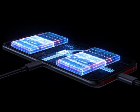 Lenovo Legion Phone Duel Oficial Bateria Carga Rapida 90w