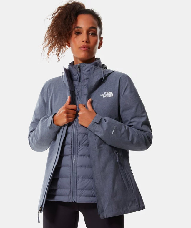 Chaqueta Mountain Zip-in Triclimate Down, de The North Face