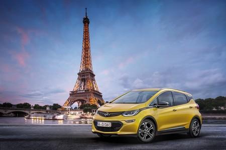 Opel Ampera-e WLTP