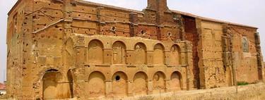 El Santuario de la Peregrina en Sahagún y la leyenda del Camino