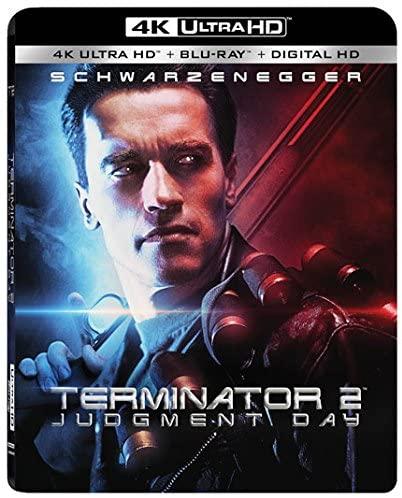Terminator 2: Judgement Day en Blu-ray 4K
