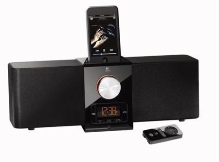Logitech presenta dos nuevos docks para iPod e iPhone