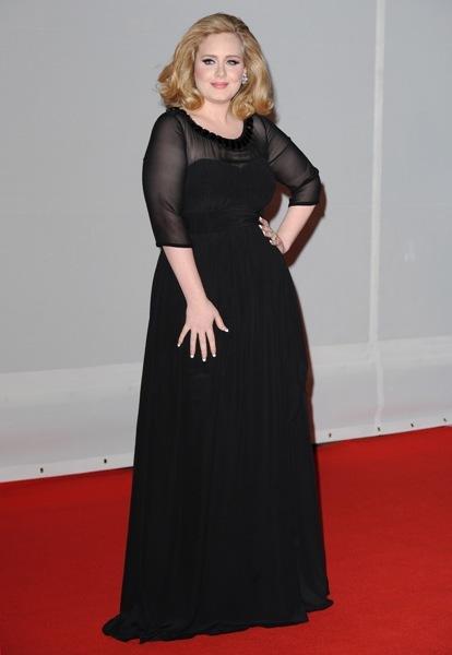 Adele Fashionista