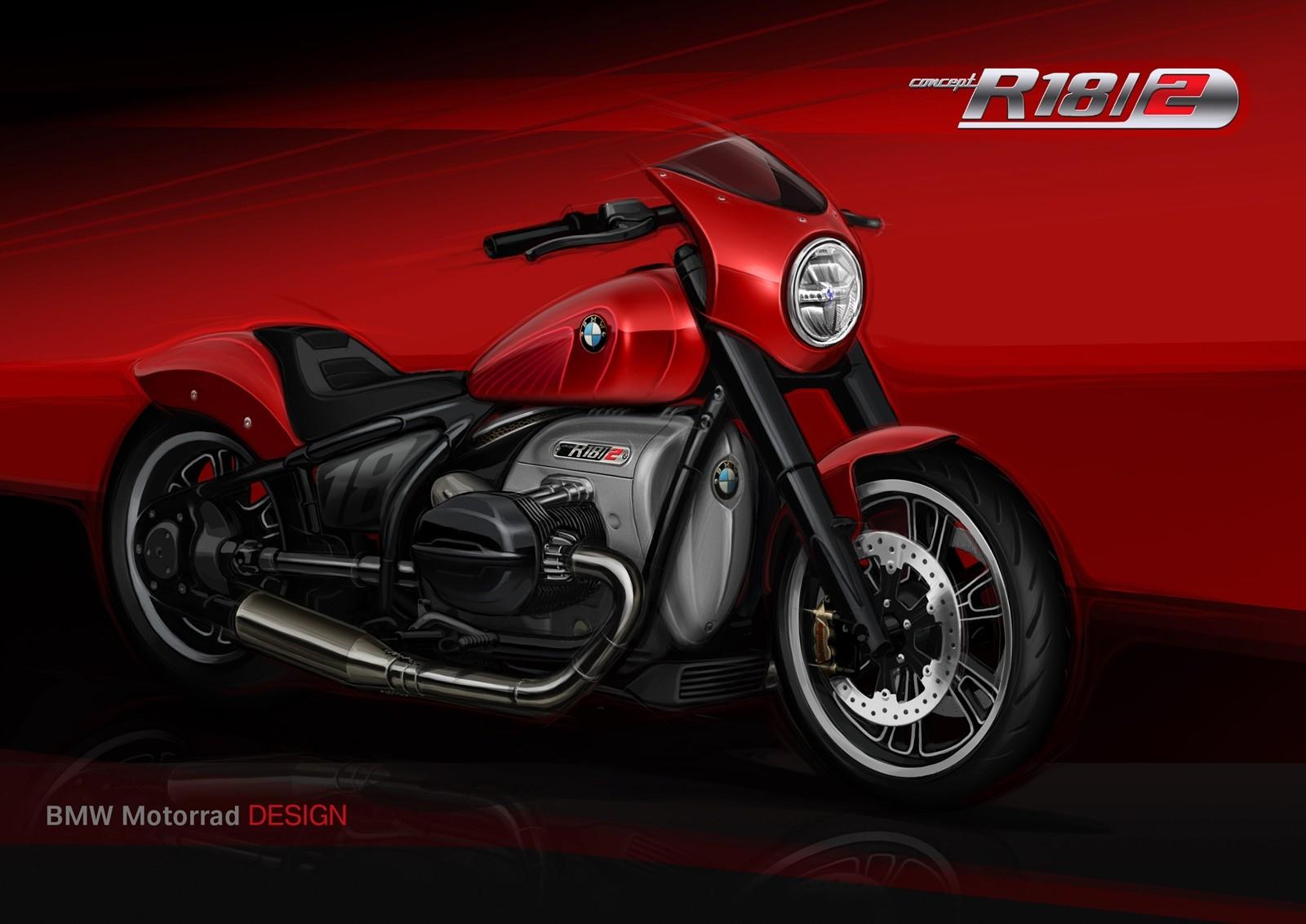 Foto de BMW Motorrad Concept R 18 /2 (4/39)