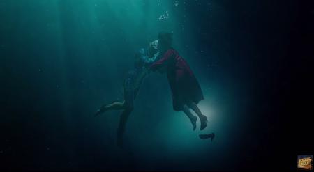 'The Shape of Water': este es el primer tráiler de la nueva película del mexicano Guillermo del Toro