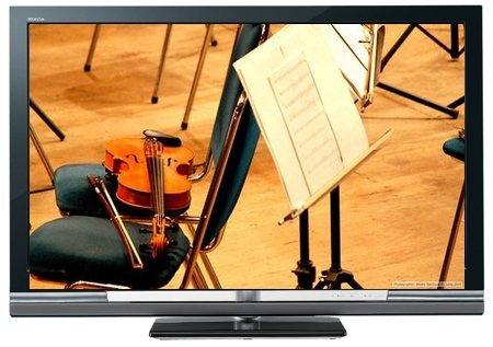 Enciende tu televisor Bravia que empieza el concierto de la Filarmónica de Berlín