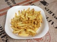 "Patatas fritas ""fitness"""