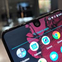Máximo dos por teléfono: Google limita el uso del 'notch' a fabricantes en sus guías de diseño