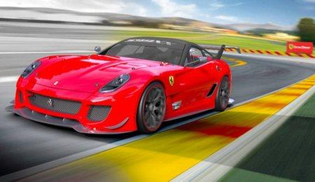 Ferrari subastará un Ferrari 599XX y los cascos de Fernando Alonso en favor de los damnificados por los terremotos