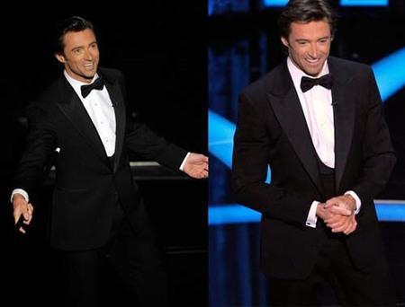 Hugh Jackman en los Oscar 2009