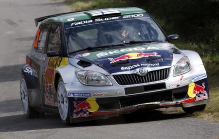 Juho Hänninen volverá al Mundial con un Ford Fiesta RS WRC