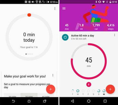 Google Fit recibe un lavado de cara y nuevas funciones en su última actualización