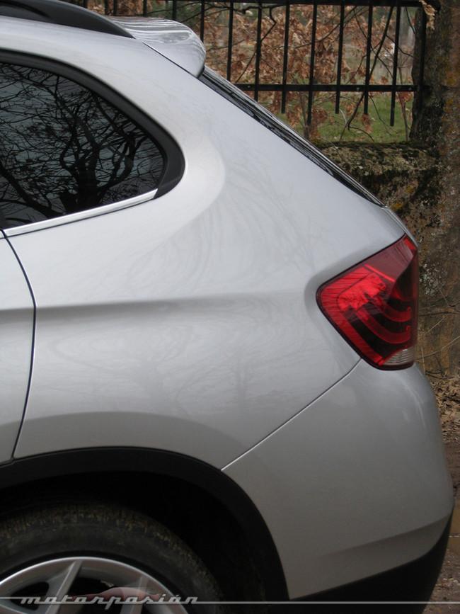 Foto de BMW X1 xDrive23d (prueba) (17/34)