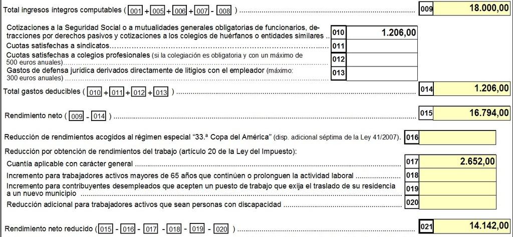 Tabla Para El Calculo Del Impuesto A La Renta 2015 View Image
