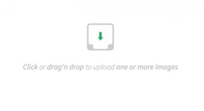 Drp.io te permite subir una imagen a la red de forma anónima