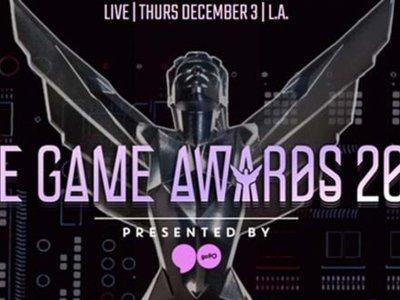 Disfruta en vivo la entrega de premios The Game Awards 2015