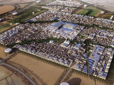 La ciudad que vive del petróleo ya está preparando una ciudad postpetróleo