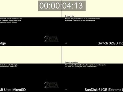 ¿Cuál es la mejor opción para los tiempos de carga del Nintendo Switch?