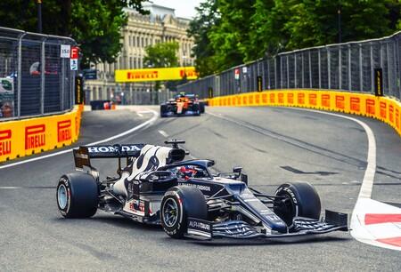 Tsunoda Baku F1 2021