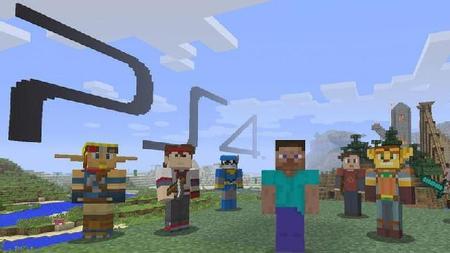 Minecraft para PS4 reprueba certificación de Sony
