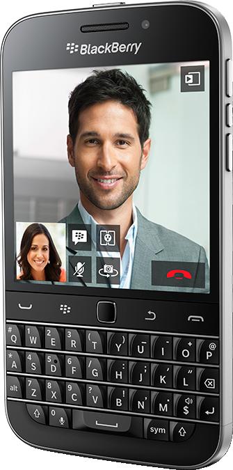 BlackBerry Classic, un viejo conocido con software renovado