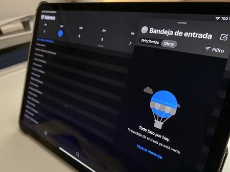 Outlook se actualiza en iOS: la versión para iPad ahora permite el modo Split View para correo y calendario