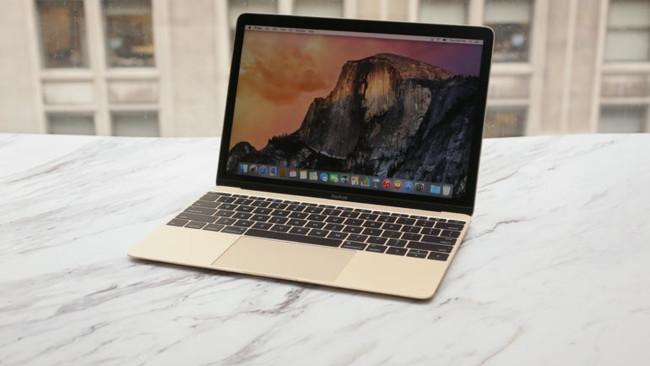 Macbook Air Gold 2015 18