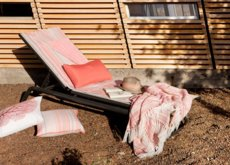 Las toallas de playa también definen el look playero