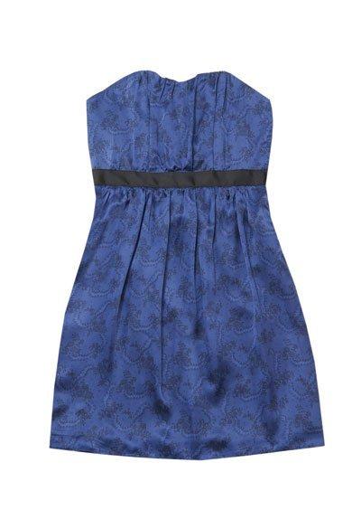 Vestidos de la colección de Navidad 2010 de Naf Naf