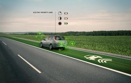 Smart Highway coche eléctrico