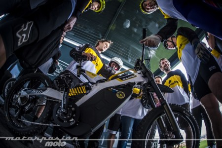 Bultaco Brinco Presentacion Fabrica Y Prueba 20 A