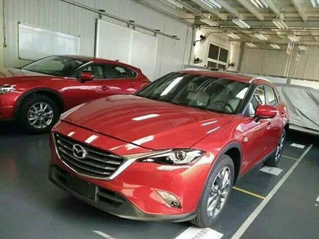 Foto de Mazda CX-4 (12/18)