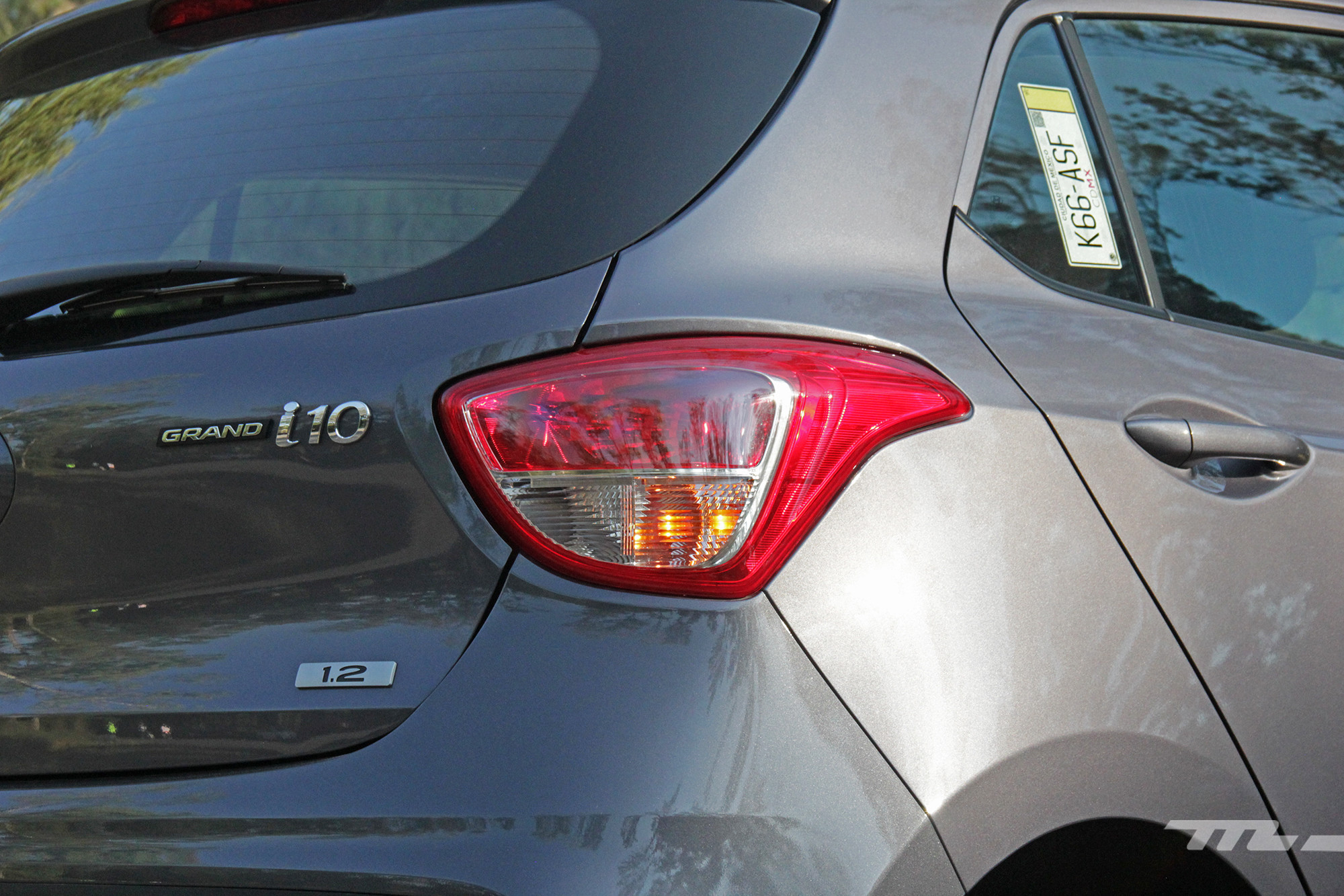 Foto de Hyundai i10 Grand Hatc (15/26)