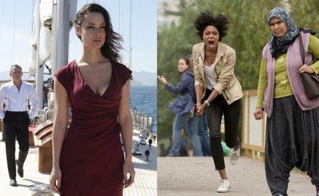 Bérénice Marlohe y Naomie Harris, las nuevas chicas Bond