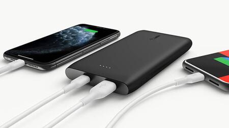 Carga la batería de tu móvil en cualquier parte estas vacaciones con estas seis power bank al mejor precio en Amazon