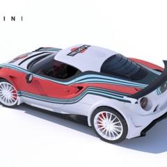 Foto 9 de 10 de la galería lazzarini-design-alfa-romeo-4c en Motorpasión