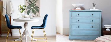 Reciclar muebles en exquisitas piezas vintage es ahora más fácil que nunca con las pinturas ecofriendly Chalk Paint Vintage