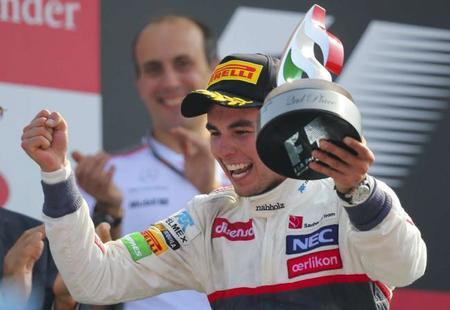 """Sergio """"Checo"""" Pérez a McLaren Mercedes"""