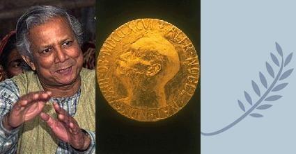 Premio Nobel para Muhammad Yunus y Banco Grameen