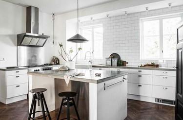 Disfruta de la cocina perfecta de Daniella Witte ¿Acaso le encuentras algún defecto?