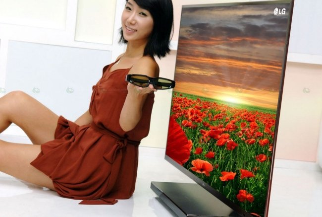 LG LX8 nano LED