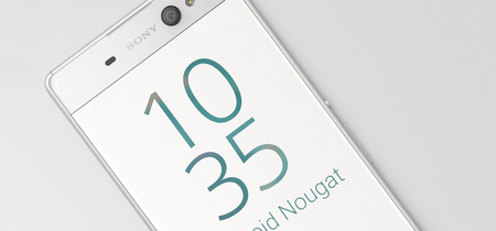 Sony lanza Android Nougat en versión beta para el Xperia X