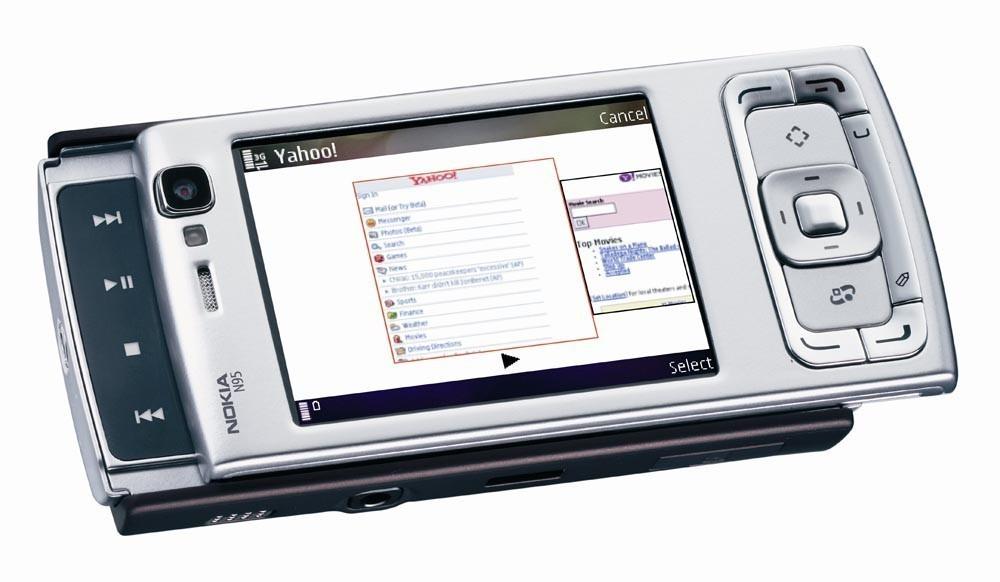 Nokia N95, fotos oficiales