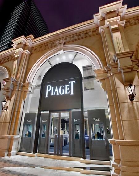 Piaget abre nueva tienda en Hong Kong con una Piaget Time Gallery