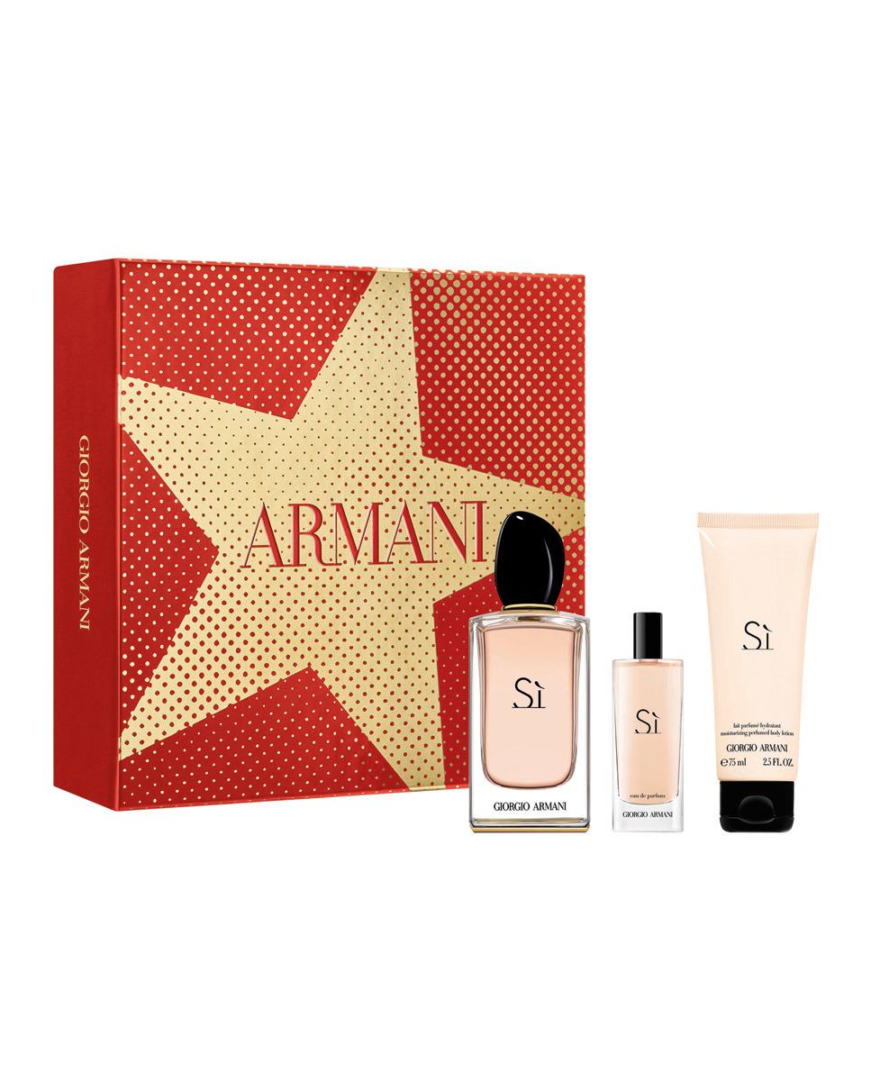 Estuche de regalo Eau de Parfum Si Giorgio Armani