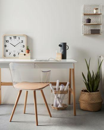 Mesa de escritorio diseño nórdico