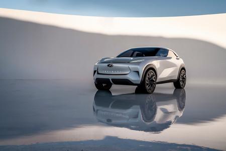 El Infiniti QX Inspiration Concept representa su primer vehículo 100% eléctrico y está preparado para la conducción autónoma
