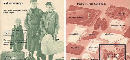 Suecia vuelve a distribuir un panfleto de emergencia en caso de guerra porque, ya sabes, Rusia